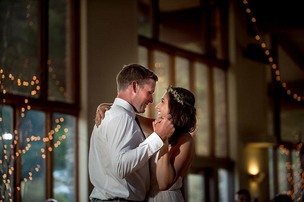 Catskills Hunter Mountain Bohemian Wedding - Custom by Nicole Photography