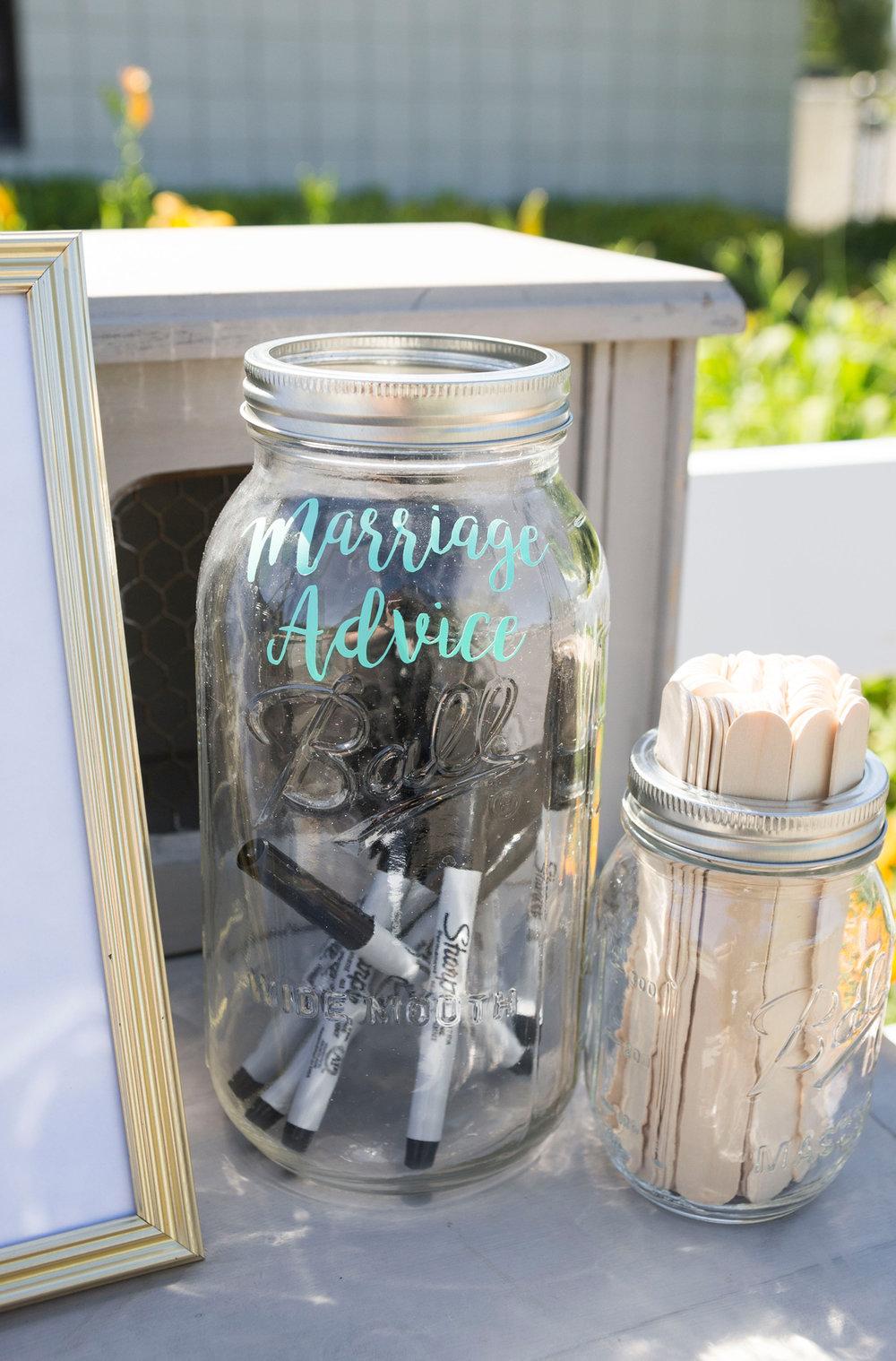 Wedding Guest Book Alternatives - McCoy Equestrian Center Wedding - Peterson Design & Photography