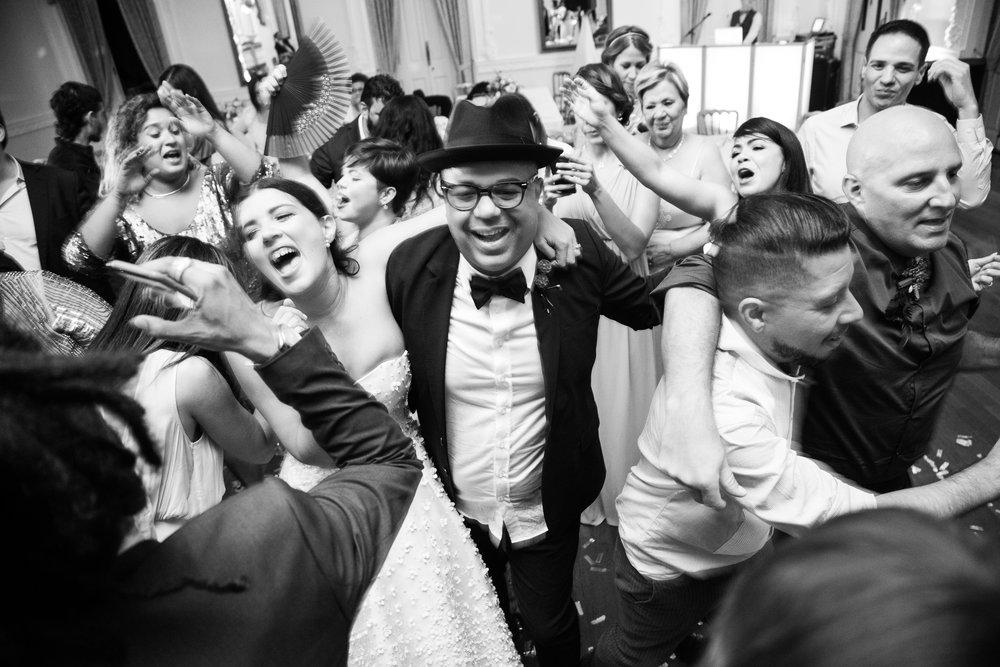 An Antiguo Casino de Ponce, Puerto Rico Wedding