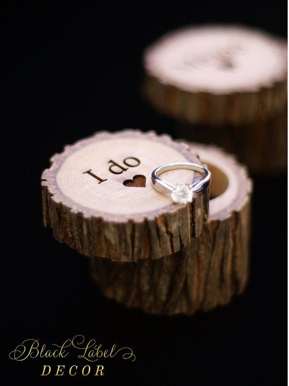 Unique Ring Bearer Boxes - Unique Wedding Ideas