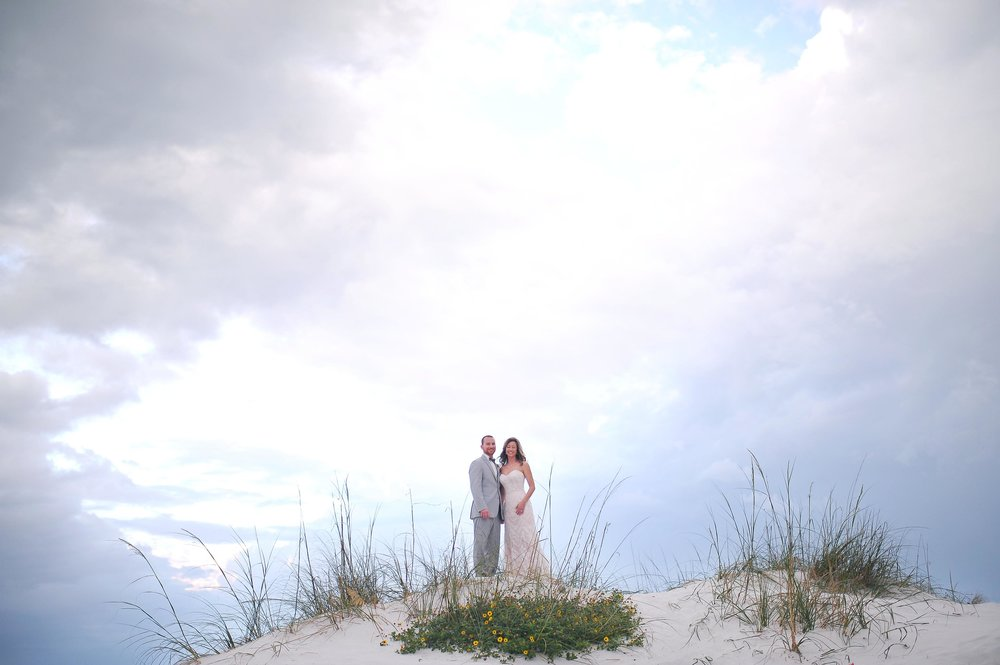 A Clearwater Beach Florida Destination Wedding - Amanda McMahon Photography