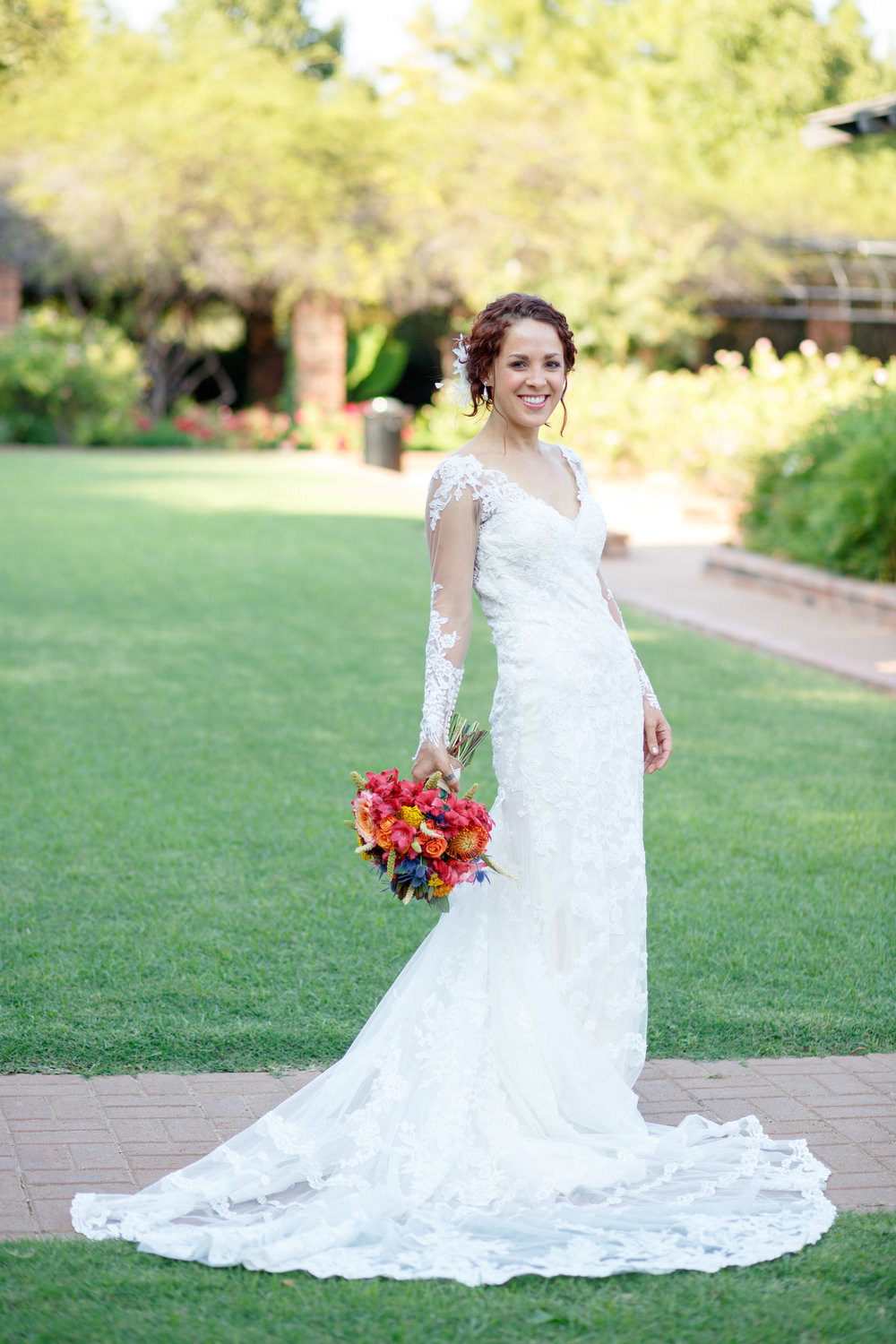 Clark Gardens Texas Wedding -- Amy Karp Photography -- Events by Jules