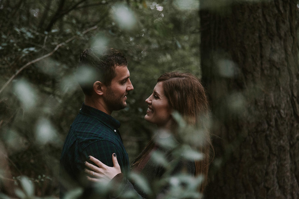 A Cape Town Newlands Forest Engagement Photos - Bianca Asher Photography -- Wedding Blog-The Overwhelmed Bride
