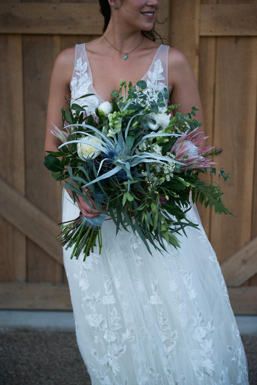 A Rustic-Bohemian Inspired Wedding - Lisa Villella Photography -- Birchview Event Center