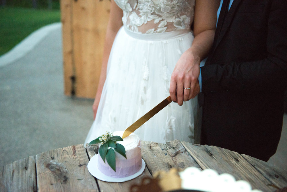 A Rustic-Bohemian Inspired Wedding - Lisa Villella Photography -- Birchview Event Center