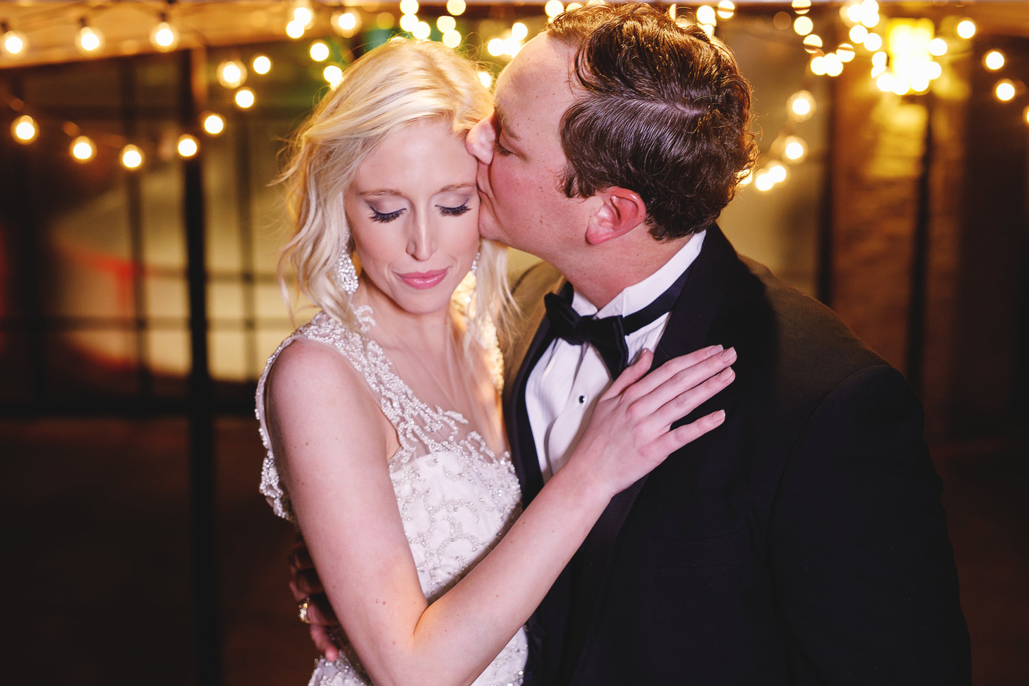 A Glamorous New Year\'s Eve Black Tie Wedding — The Overwhelmed Bride ...