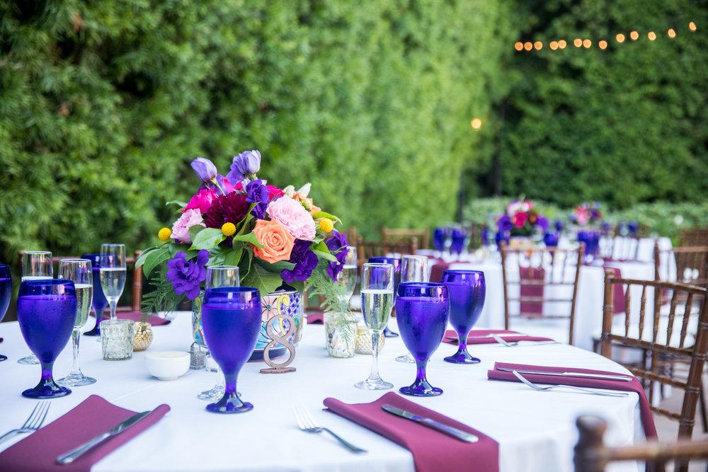 Vibrant, Colorful Franciscan Gardens Wedding - San Juan Capistrano Wedding - Wedding Blog - The Overwhelmed Bride