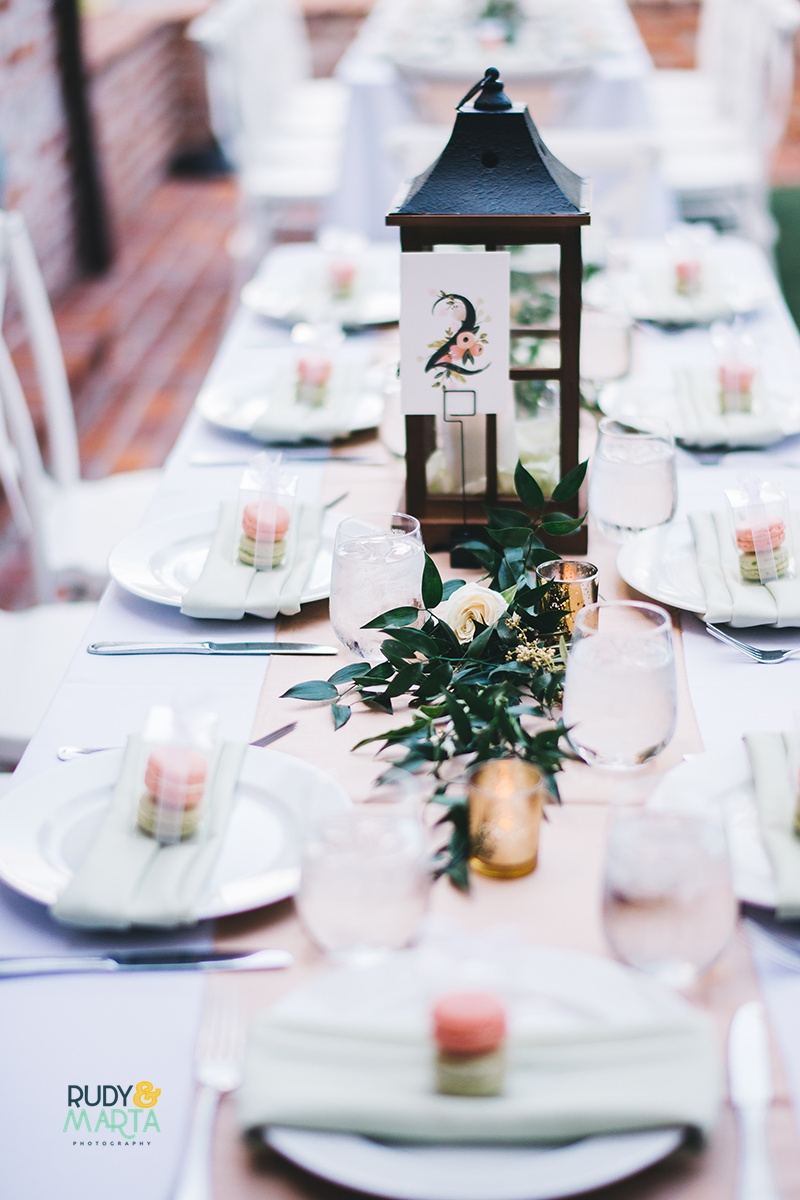 A Mint + White Casa Feliz Wedding - Winter Garden, Florida Wedding -- Wedding Blog - The Overwhelmed Bride
