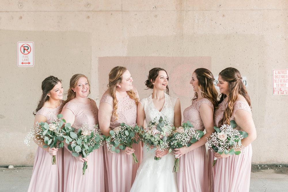 Art Gallery Wedding - The Emporium Center Wedding - Matthew Davidson Photography -- Wedding Blog - The Overwhelmed Bride