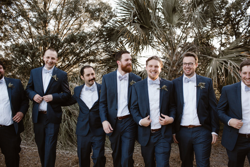 A Nautical Cottage on the Creek Charleston Wedding - Erin Morrison Photography -- Wedding Blog - The Overwhelmed Bride