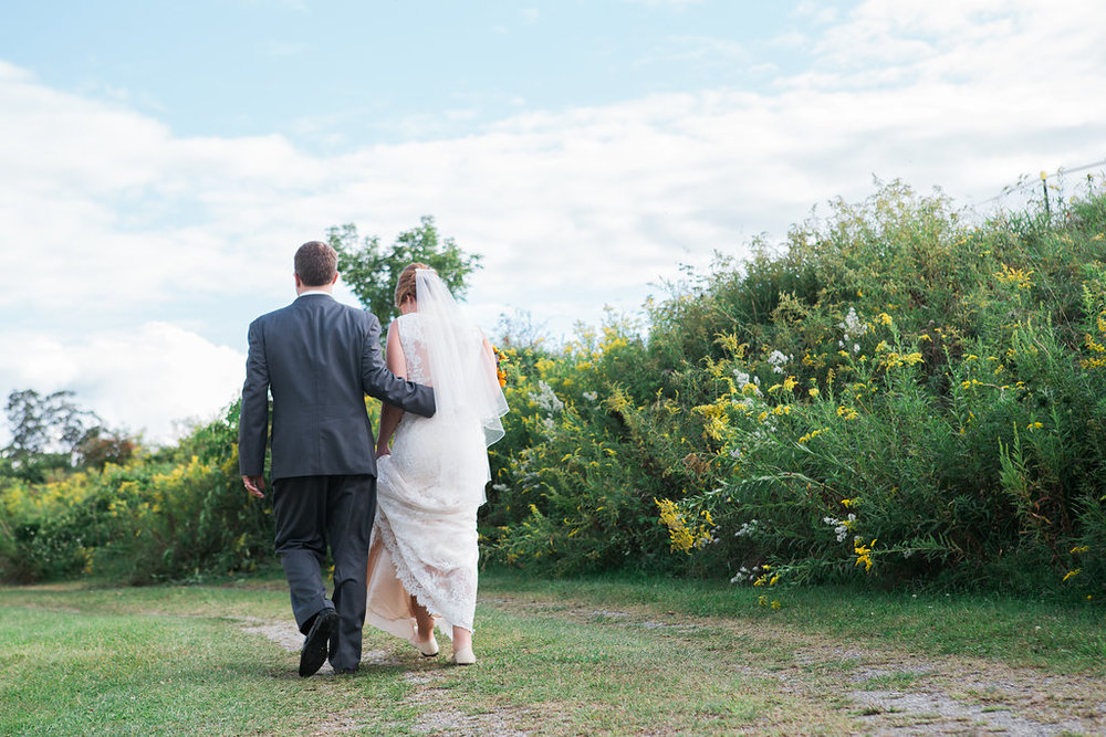 Eco Friendly New England Wedding - Daydream Lane Photography - Mile Around Woods Wedding - Taraden Bed and Breakfast Wedding -- Wedding Blog - The Overwhelmed Bride