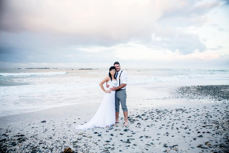 A Trash The Dress Beach Shoot The Overwhelmed Bride Wedding