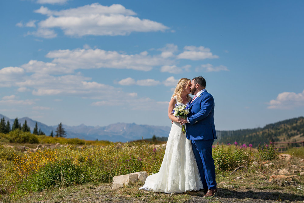 Main Street Station Breckenridge, Colorado Wedding -- Gorgeous Wedding Photos - The Overwhelmed Bride
