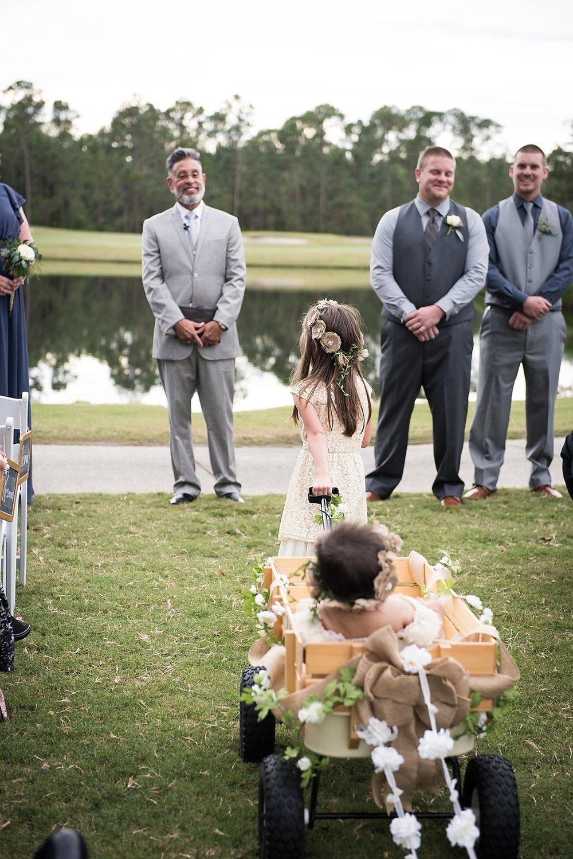 St. Johns Golf & Country Club Florida Wedding -- Wedding Blog - The Overwhelmed Bride