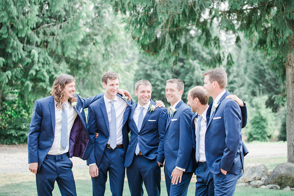 Trinity Tree Farm Washington Wedding -- Wedding Blog - The Overwhelmed Bride
