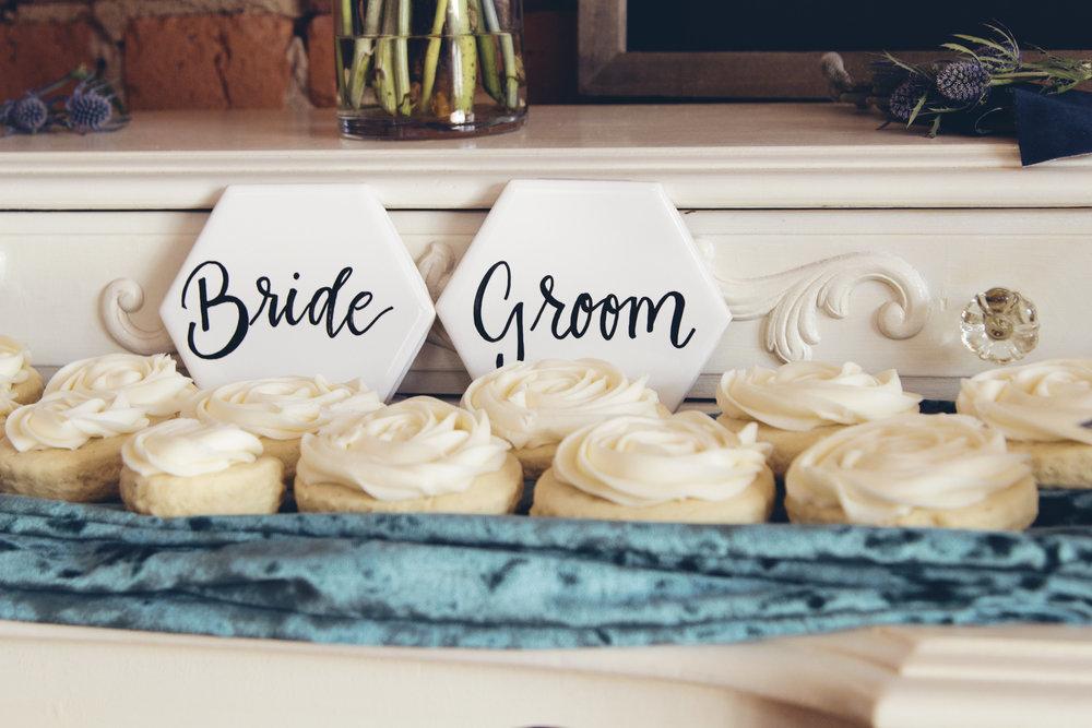 North Georgia Industrial Vintage Wedding Venue - The Corner District Wedding -- Wedding Blog - The Overwhelmed Bride