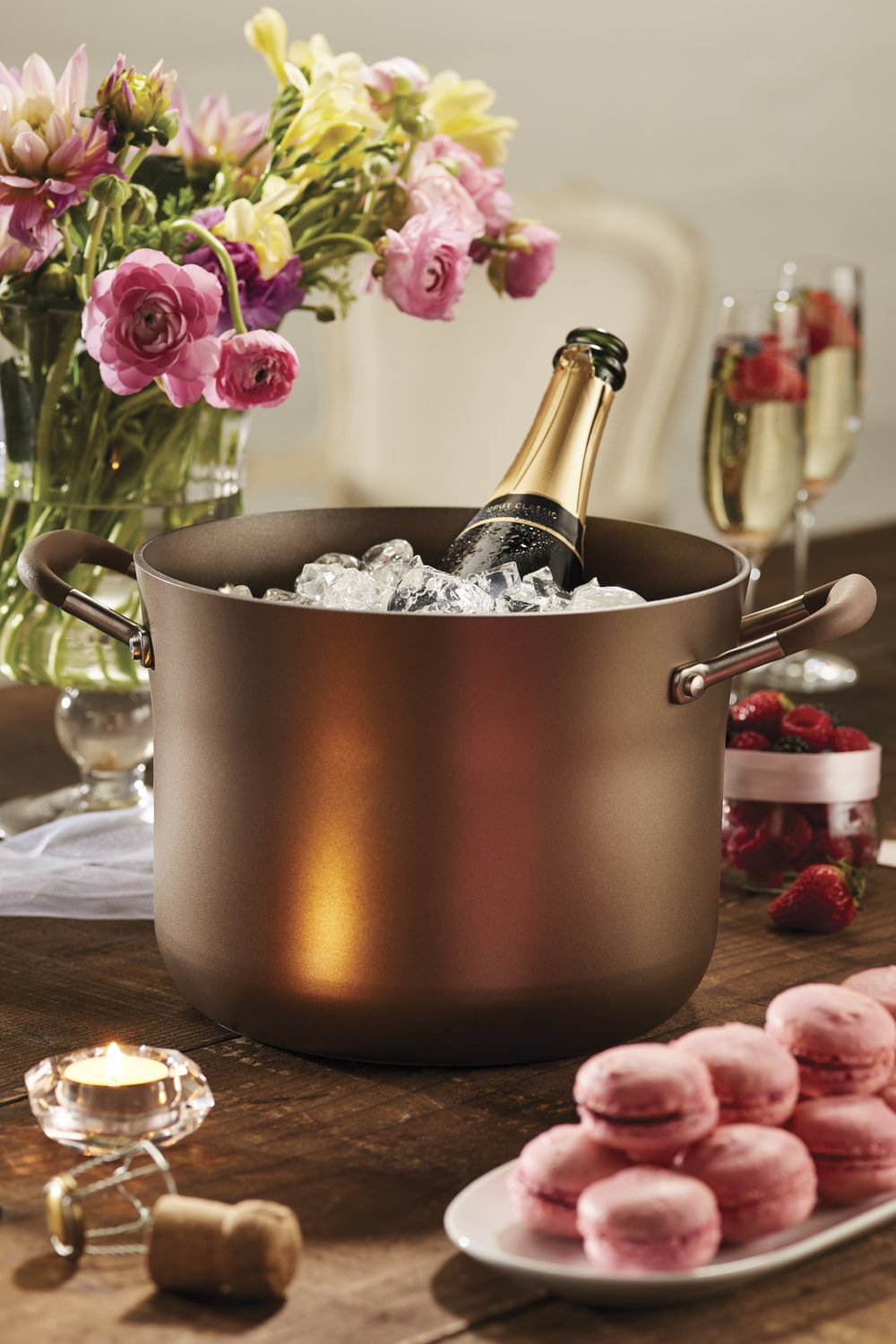 Wedding Registry Cookware - What pots and pans should I register for? - Anolon Cookware Review