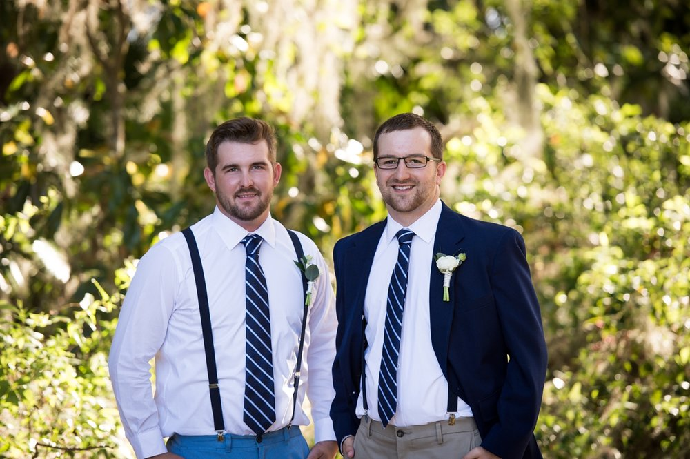 A Northeast Florida Waterfront Wedding - The Secret Cove Florida Wedding -- Wedding Inspiration