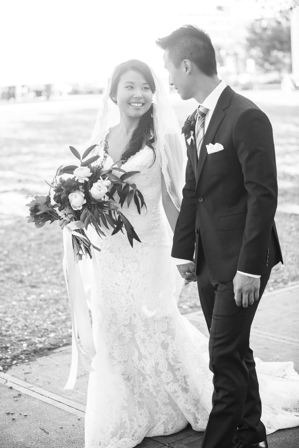 A Taiwanese-Japanese Wedding - Old Red Museum Dallas Texas Wedding -- Wedding Inspiration