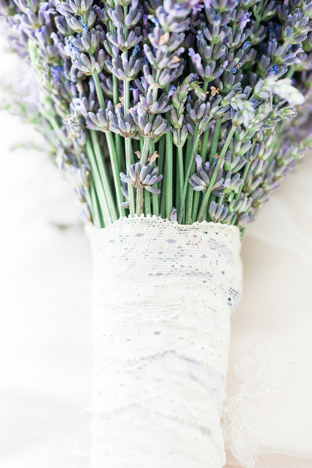 A Vintage French Lavender Field Wedding -- Wedding Inspiration - The Overwhelmed Bride