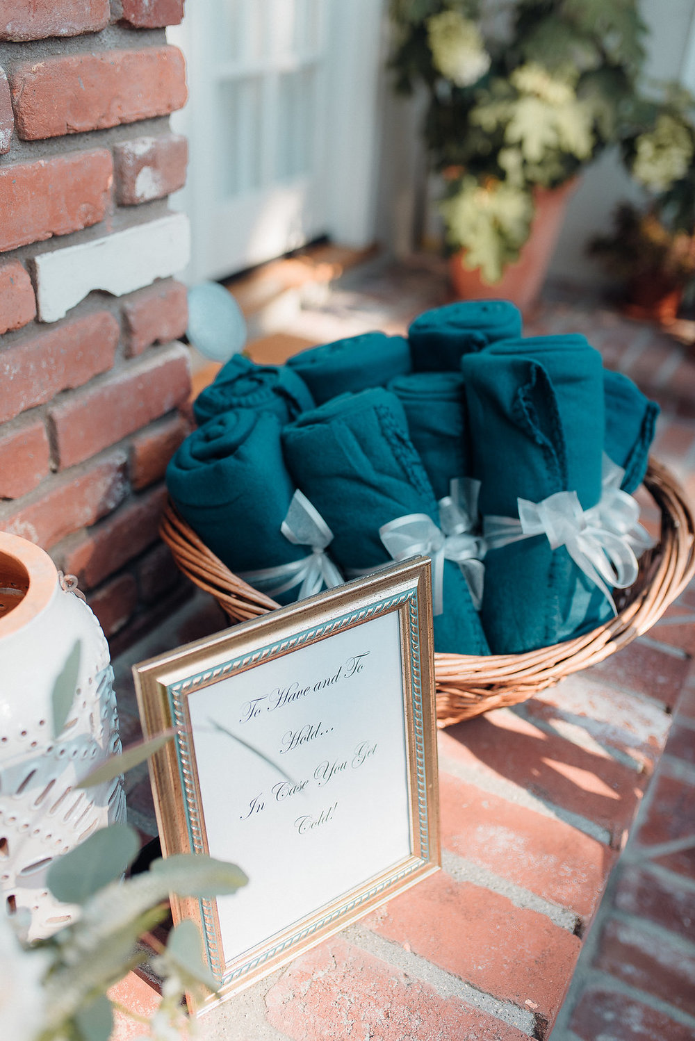 Southern California Backyard Wedding -- Orange, CA Wedding Photographer -- The Overwhelmed Bride
