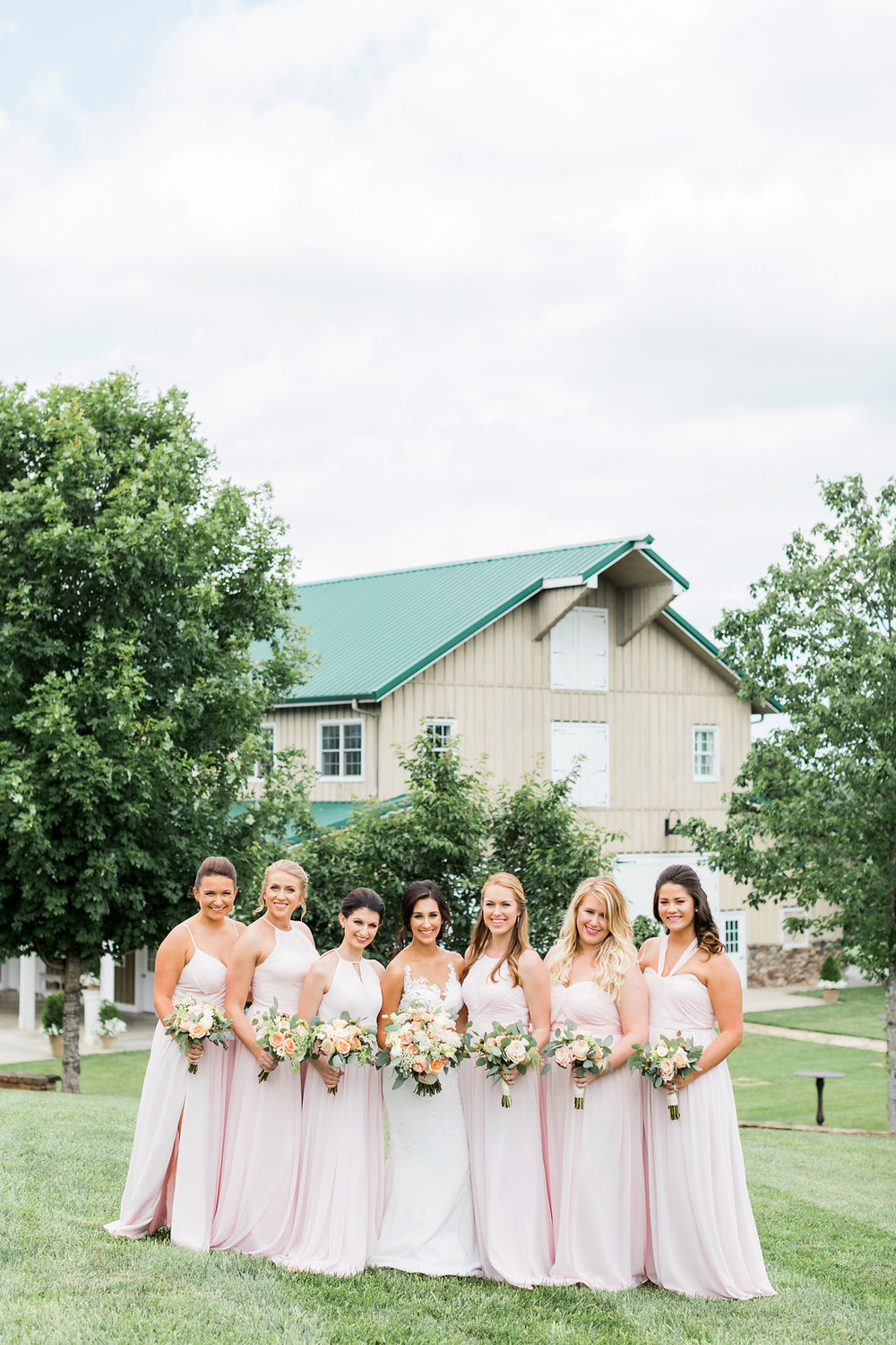 Northern Georgia Wedding Venue - Walnut Hill Farm Wedding - Simplistic Wedding Details