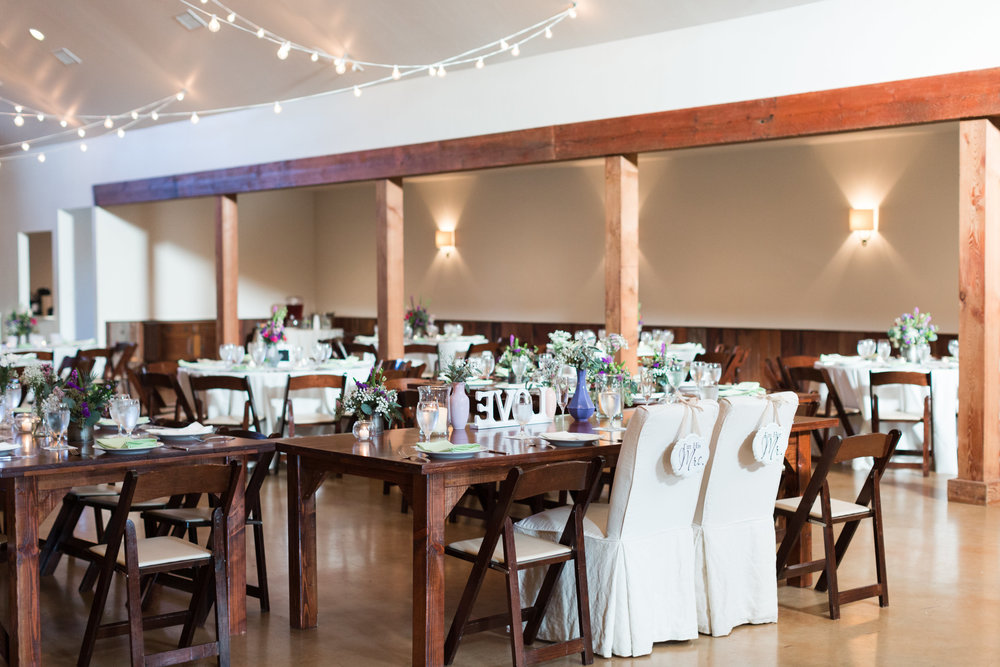 Gorgeous Rustic Wedding Decor - Heritage House Wedding - Georgetown, Texas Wedding Venue