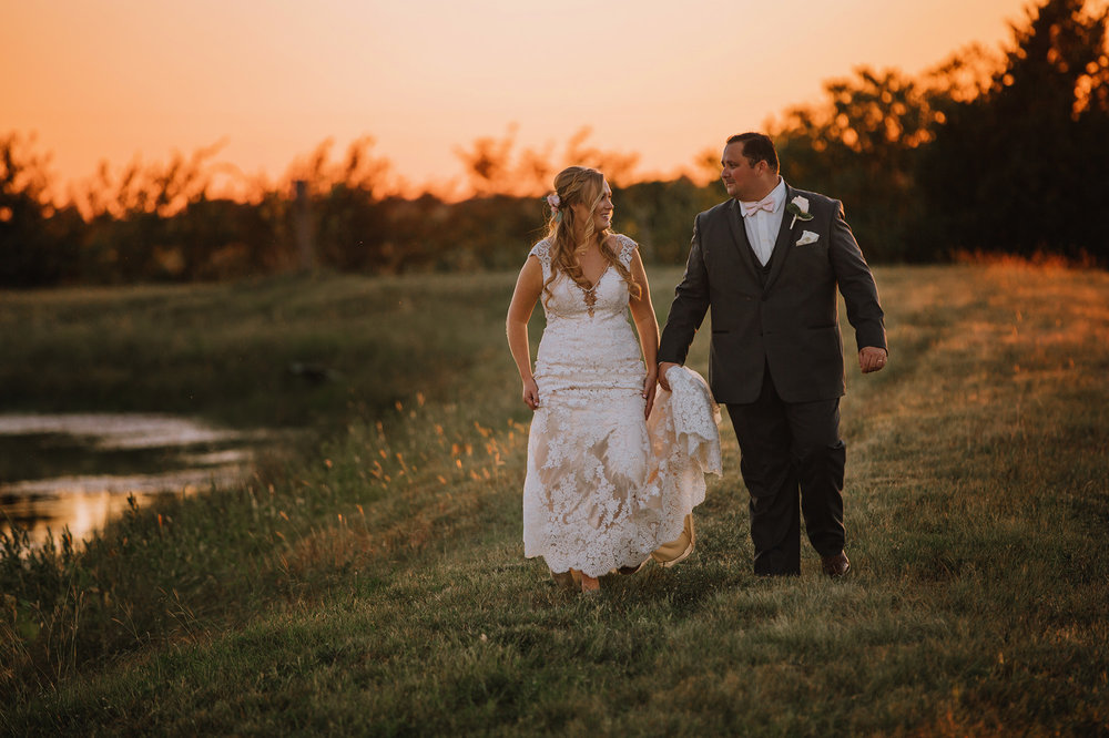 Gorgeous Wedding Photos - The Grand Ivory Wedding - Leonard, Texas Wedding Venue