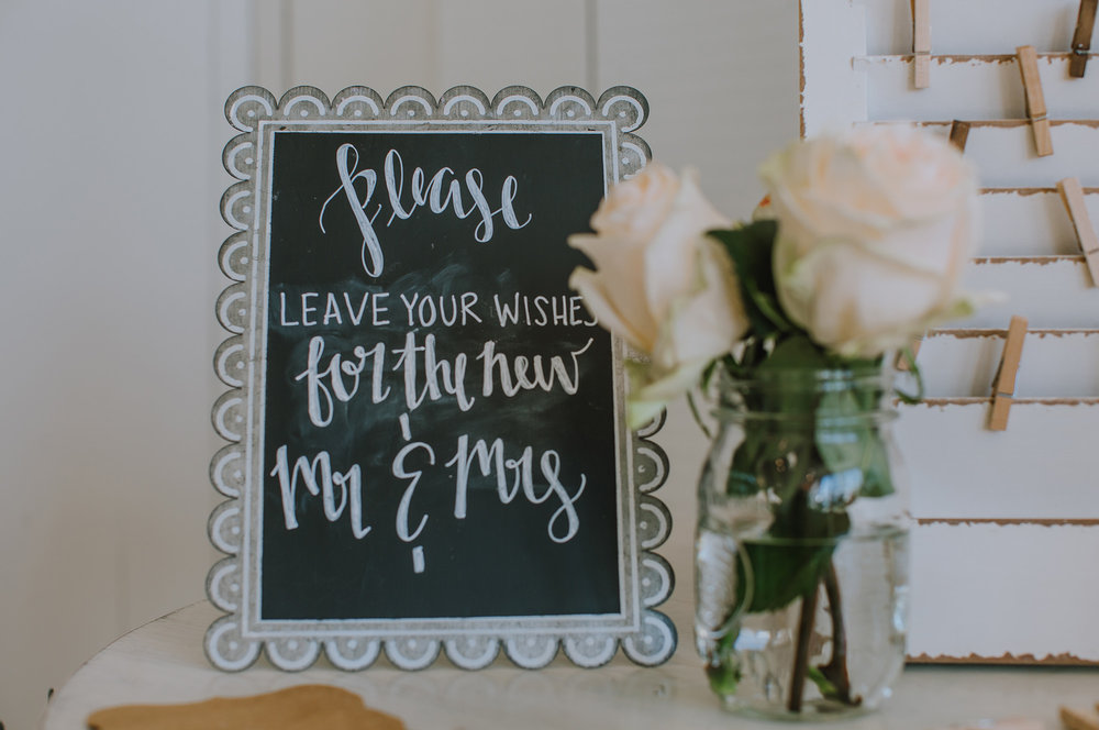 Rustic Wedding Decor Ideas - Leonard, Texas Wedding Venue - The Grand Ivory Wedding