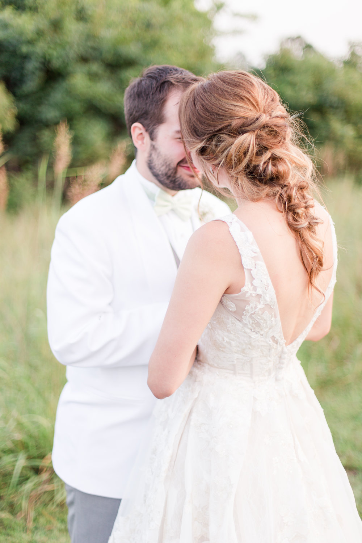 Gorgeous Wedding Braid Hairstyles - West Virginia Wedding Photographer - Wedding Venue