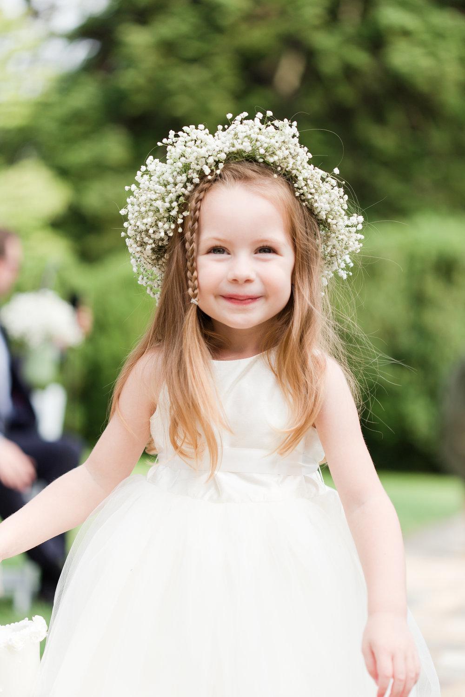 Adorable Flower Girl Dresses - West Virginia Wedding Photographer - Wedding Venue