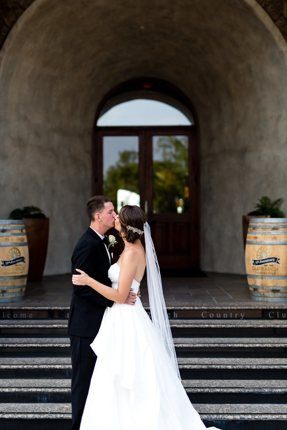 A Classic Old Ranch Country Club Seal Beach Wedding The