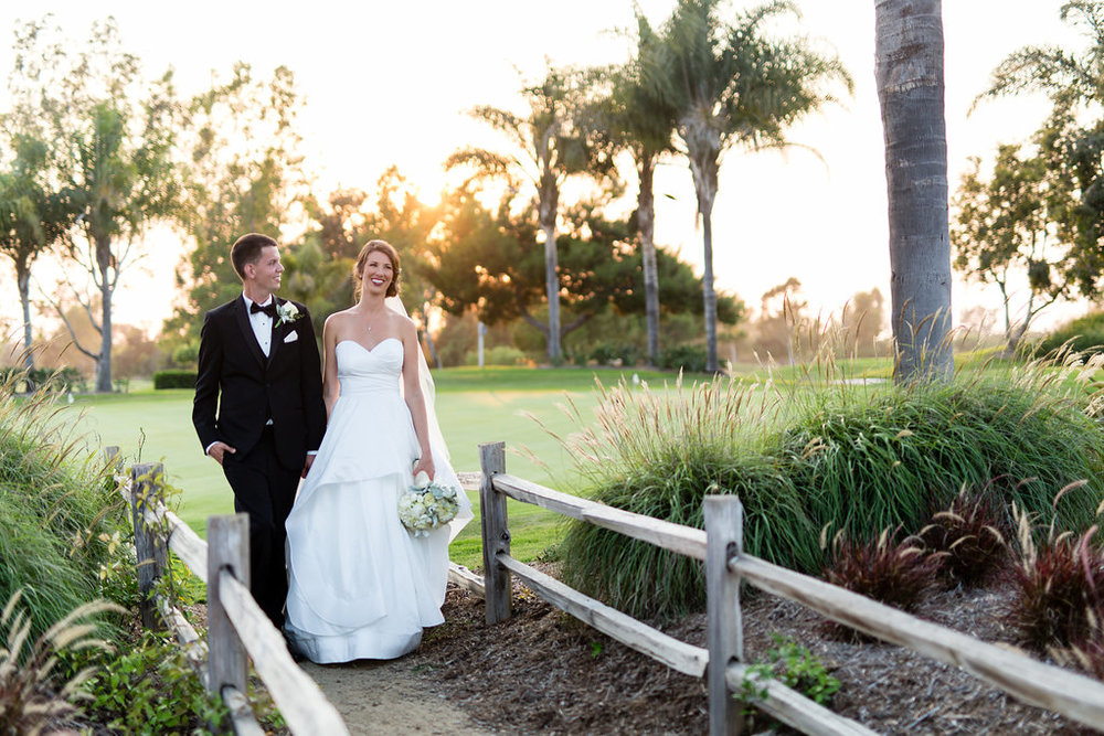 Gorgeous Wedding Photos - Gorgeous Seal Beach Wedding Venue - Old Country Club Wedding