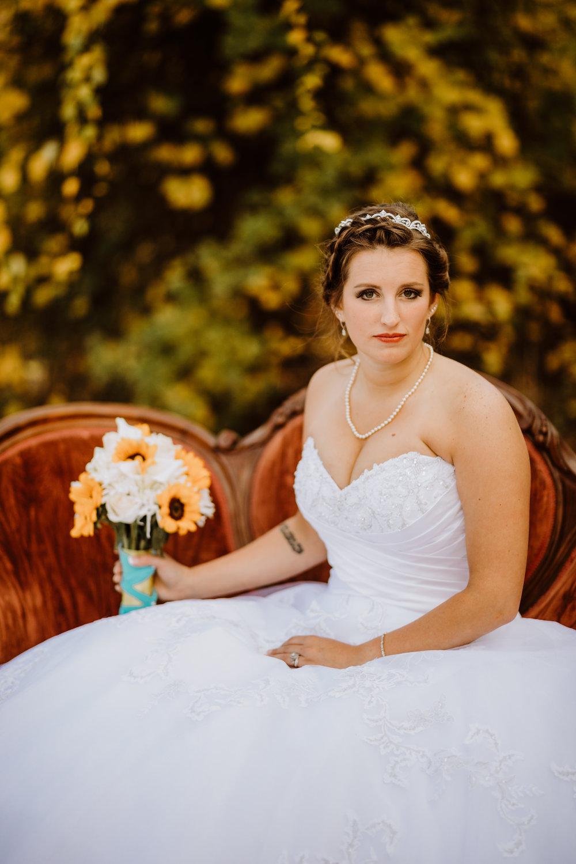 Gorgeous Farm Wedding Dresses - A Pennsylvania Barn Swallow Farm Wedding