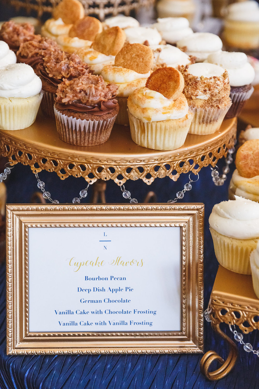 Amazing Wedding Dessert Buffets - Science Museum of Virginia Wedding