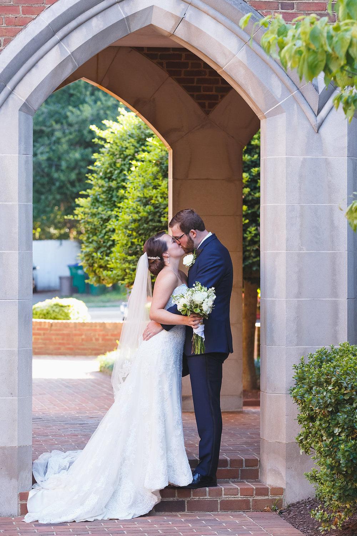 Gorgeous Wedding Photos - Science Museum of Virginia Wedding