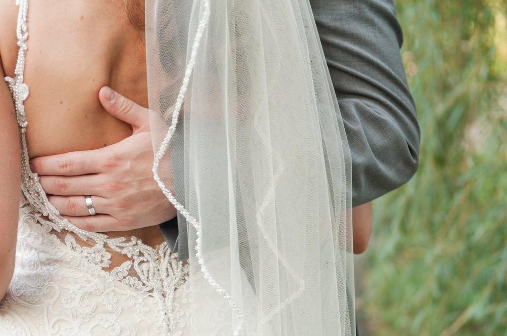 Gorgeous Low Back Wedding Dresses