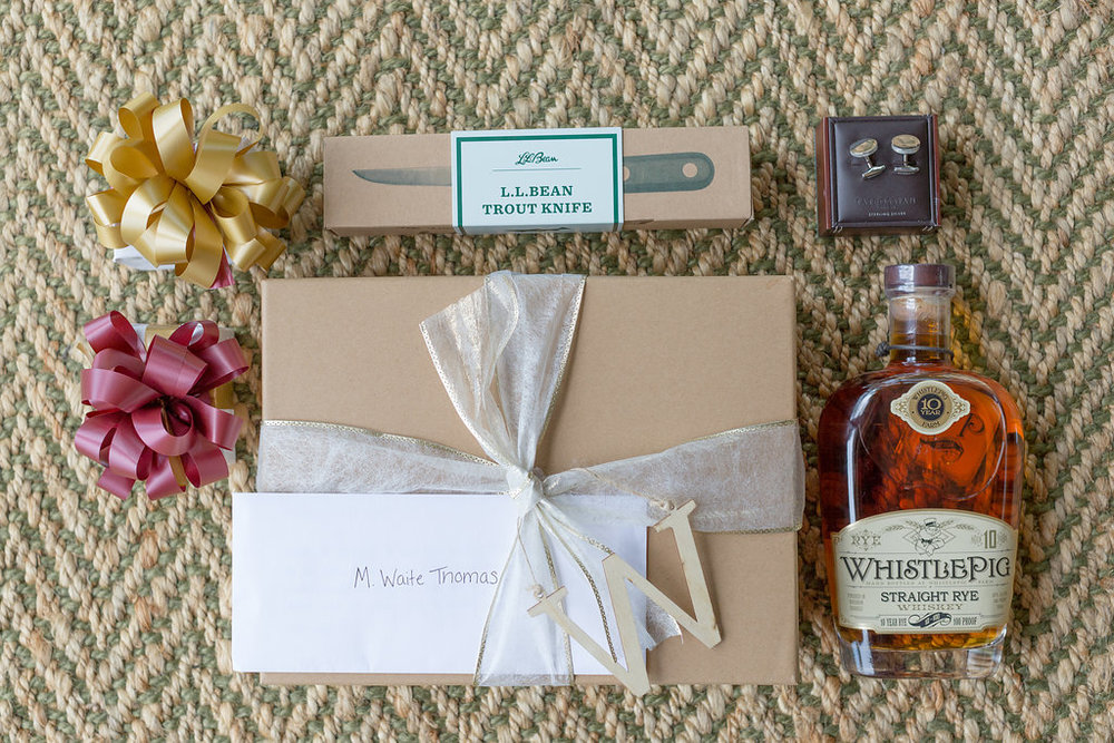 Groomsman Gift Ideas - Musgrove Plantation Georgia Wedding Venue