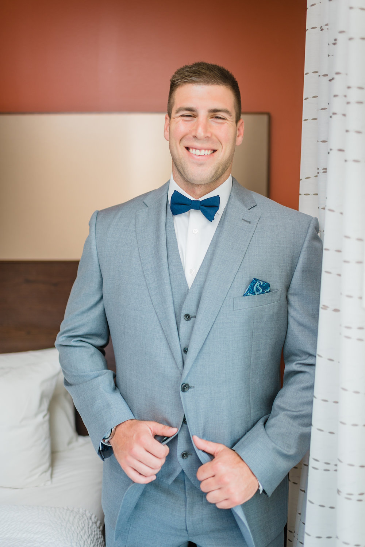 Groom Photos - A Philander Chase Knox Estate Pennsylvania Wedding