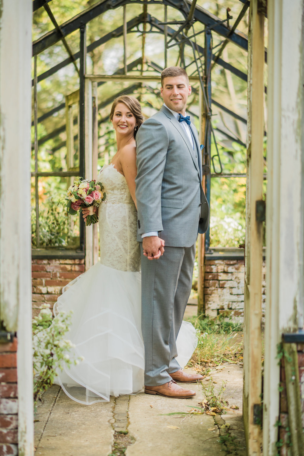 Gorgeous Lace Mermaid Wedding Dress - A Philander Chase Knox Estate Pennsylvania Wedding