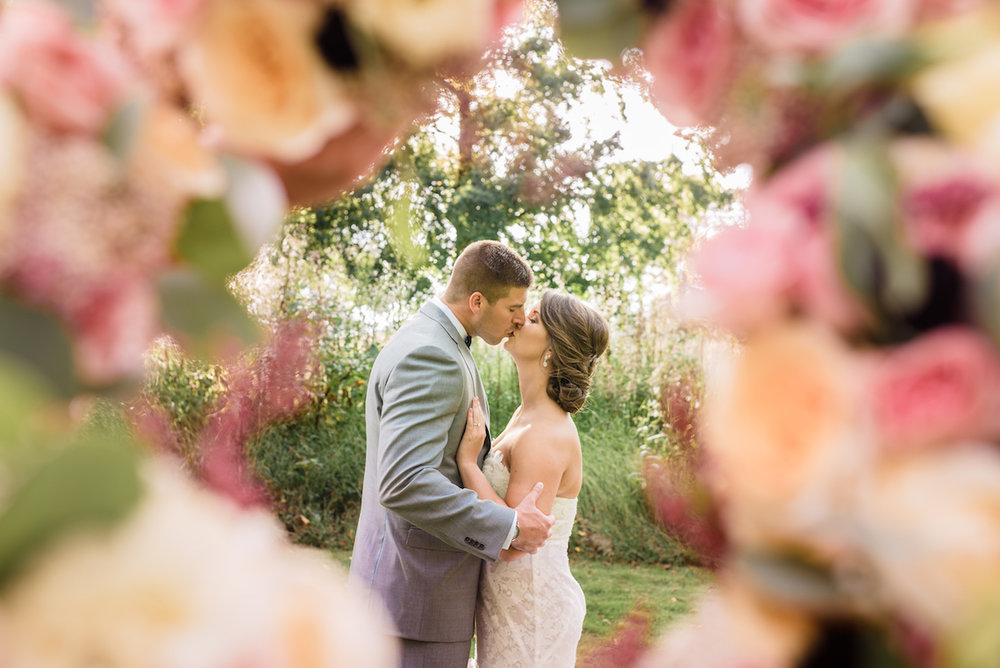 Gorgeous Wedding Photos - A Philander Chase Knox Estate Pennsylvania Wedding