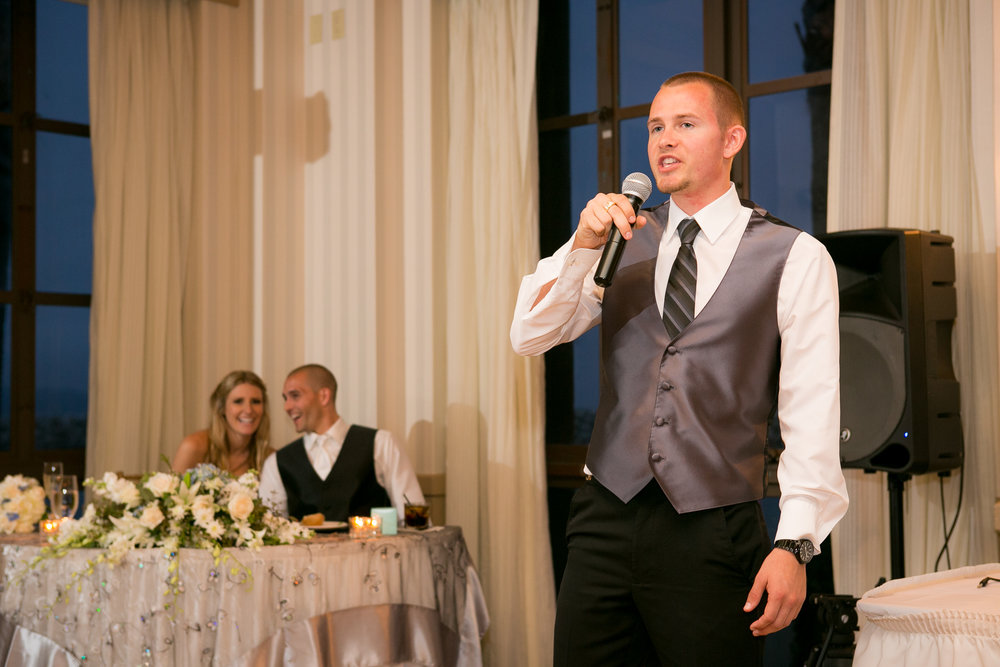 Tips + Templates for The Best Man Speech