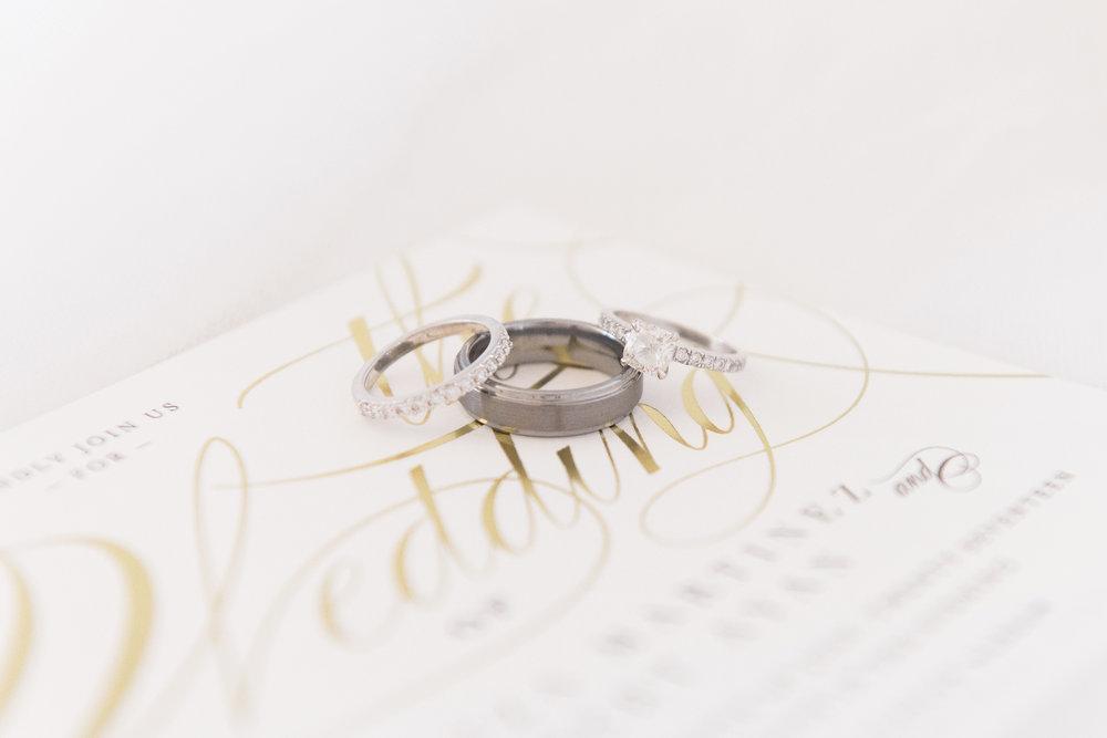 Gorgeous Wedding Ring Photos - Flagler Museum Palm Beach Wedding Venue - The Overwhelmed Bride Wedding Blog