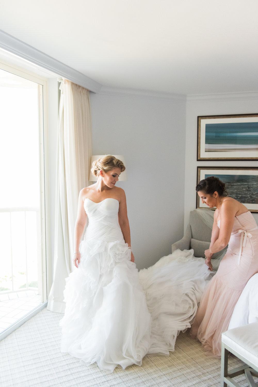 Gorgeous Wedding Dresses - Flagler Museum Palm Beach Wedding Venue - The Overwhelmed Bride Wedding Blog