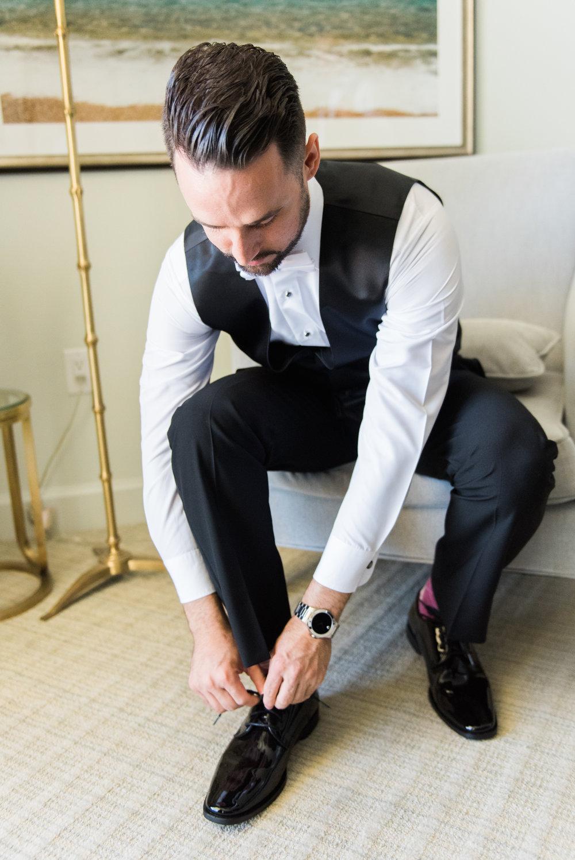Groom Shots - Flagler Museum Palm Beach Wedding Venue - The Overwhelmed Bride Wedding Blog