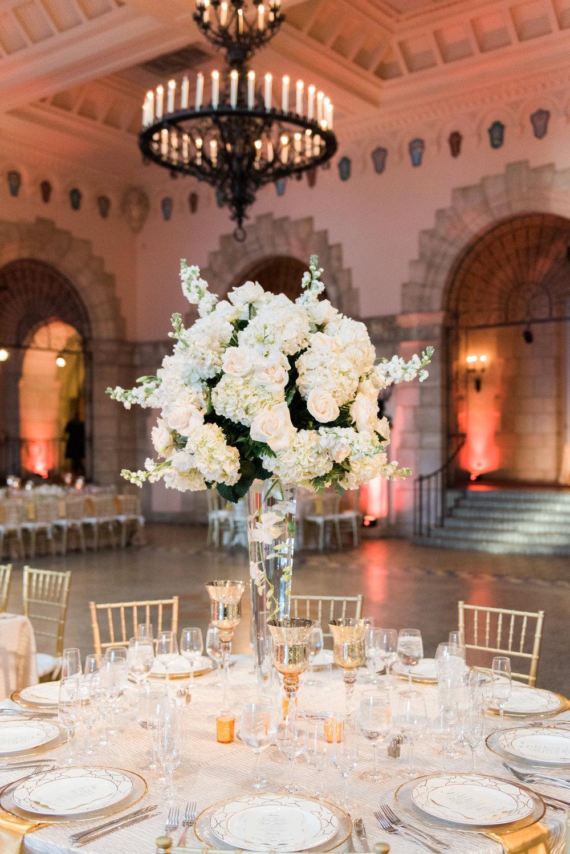 Flagler Museum Palm Beach Wedding Reception - The Overwhelmed Bride Wedding Blog