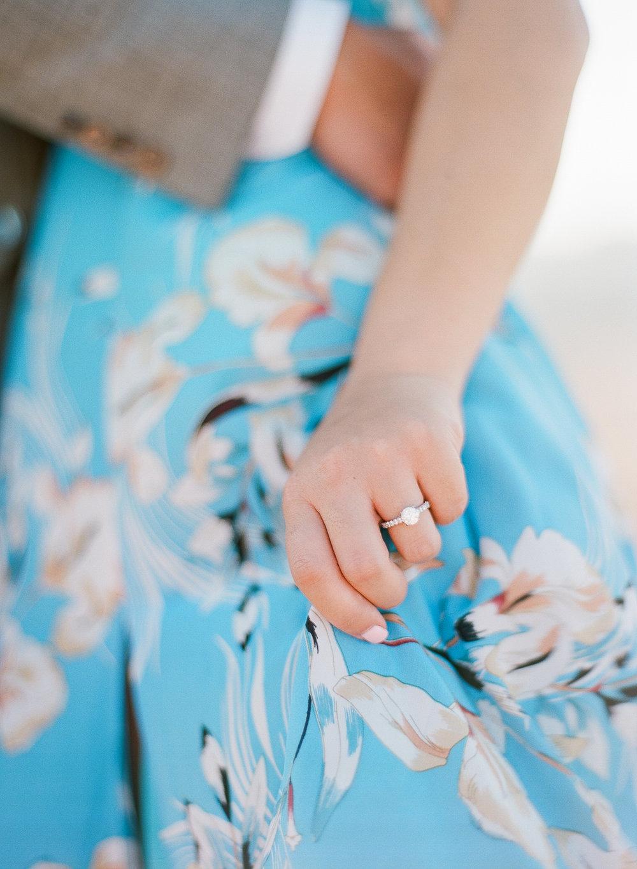 Marin Headlands Engagement Photos — The Overwhelmed Bride Wedding Blog