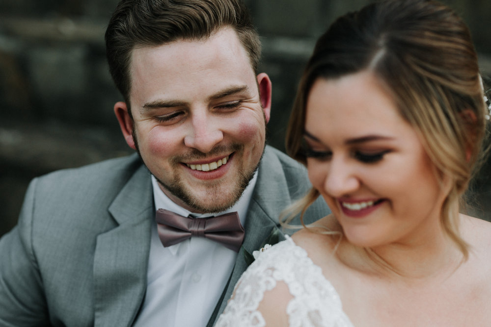 Gorgeous Wedding Photos - Dara's Garden Knoxville East Tennessee Wedding — The Overwhelmed Bride Wedding Blog
