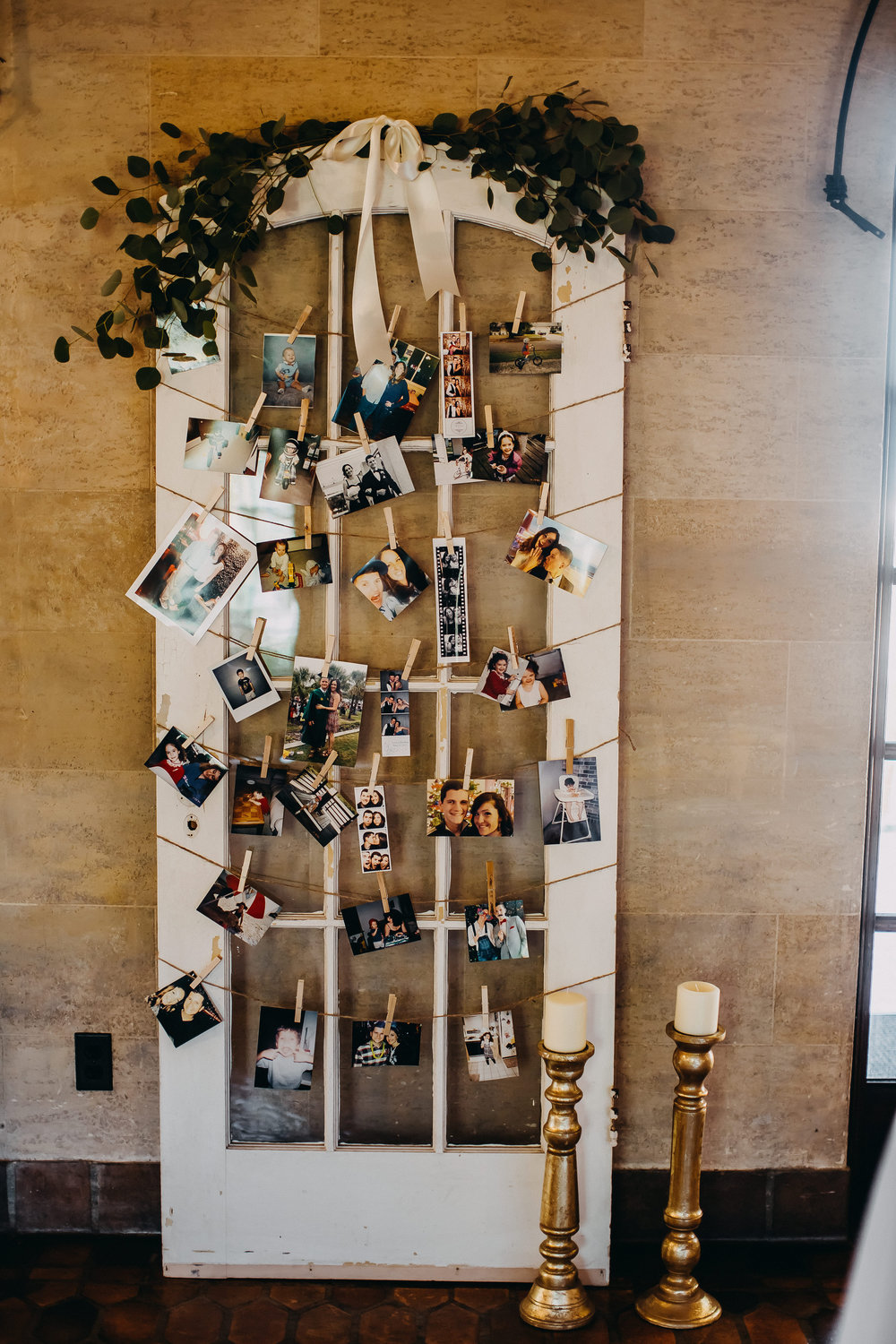Rustic Wedding Decor - Florida Estate Wedding - Powel Crowley Estate Wedding