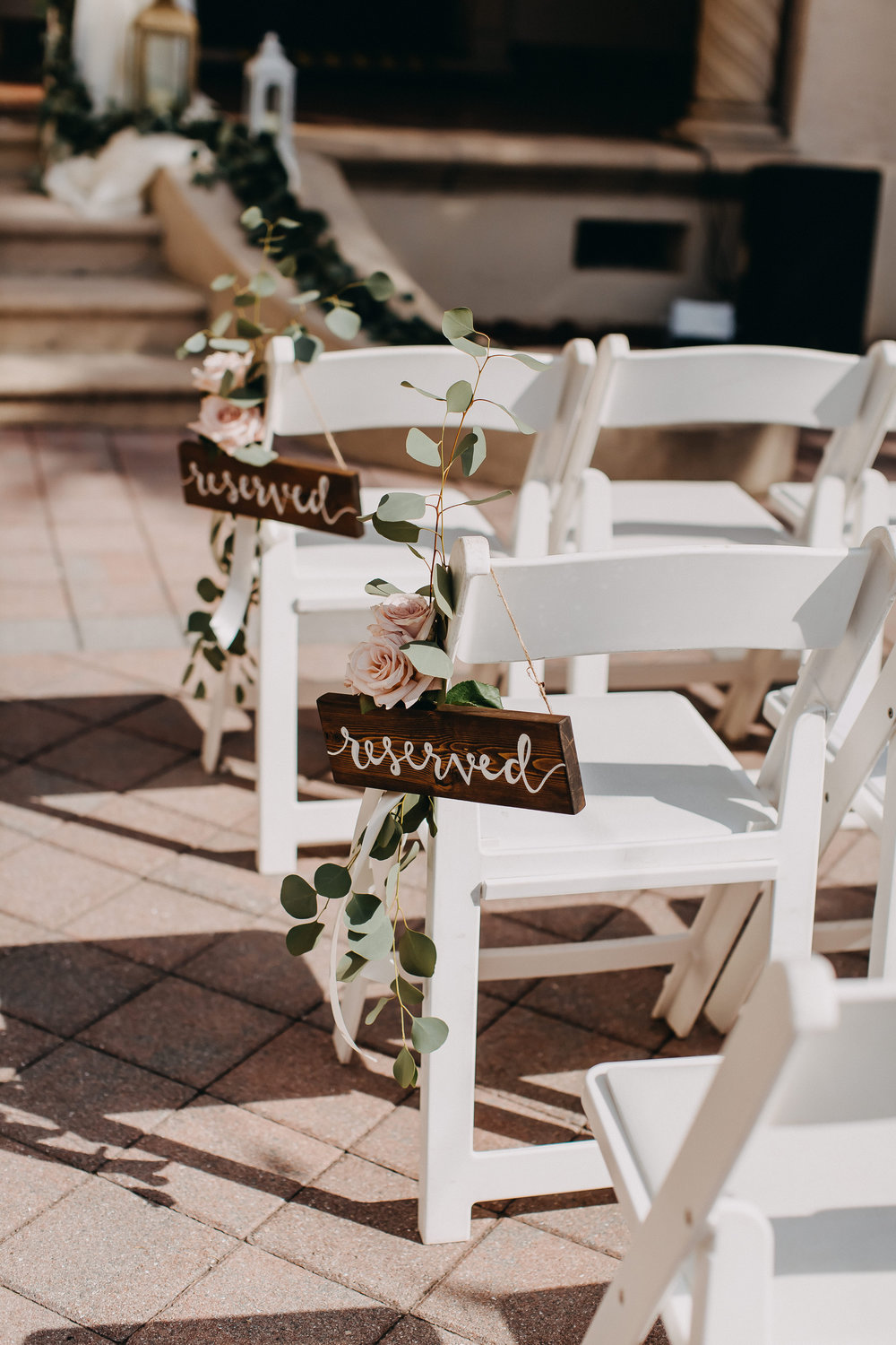 Gorgeous Estate Wedding Ceremony - Florida Estate Wedding - Powel Crowley Estate Wedding